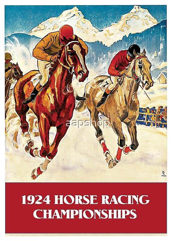 The racing twenties essay