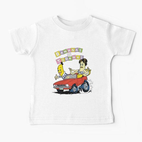 Bananas in Toranas - 2 Australian classics Baby T-Shirt