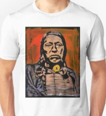 Chief Flying Hawk-The Sioux T-Shirt