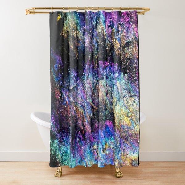 Galactic Shower Curtain