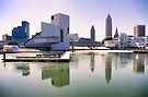 The Rock and Roll Hall of Fame and Museum, Cleveland by Kasia-D