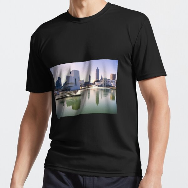 The Rock and Roll Hall of Fame and Museum, Cleveland Active T-Shirt