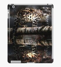 Space Leopard  iPad Case/Skin