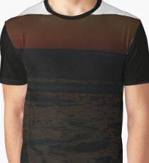Almost Black Graphic T-Shirt