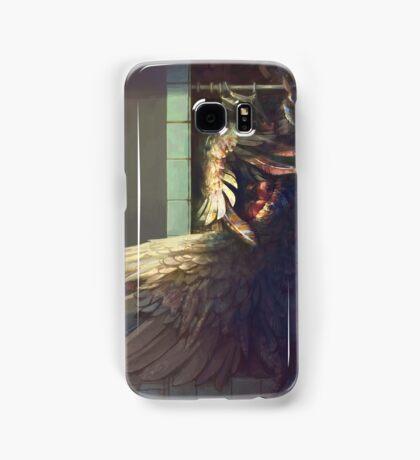 Birdshower Samsung Galaxy Case/Skin