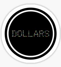 DURARARA!! - Dollars Insignia Sticker