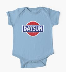 Datson - retro One Piece - Short Sleeve