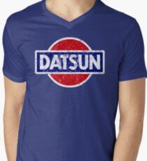 Datson - retro Men's V-Neck T-Shirt