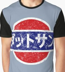 Datsun - retro, Japanese Graphic T-Shirt