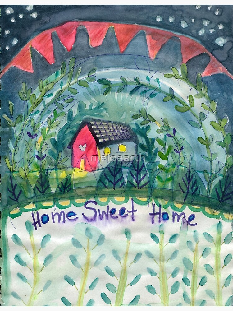 Home Sweet Home by meloearth