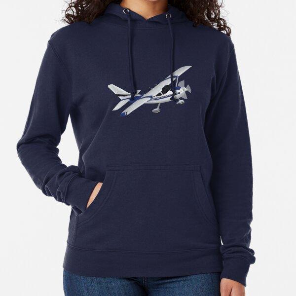 Cessna airplane Lightweight Hoodie