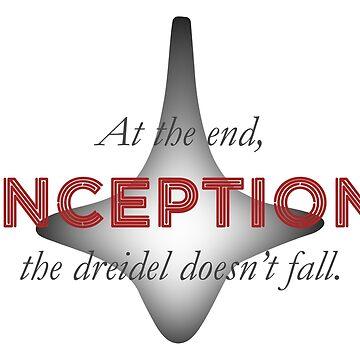 Spoiler - Inception #1 (White BG) by BenH4