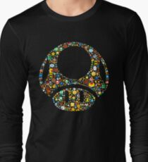Toad minimalist Long Sleeve T-Shirt