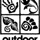 Outdoor School Logo (scb) by Multnomah ESD Outdoor School