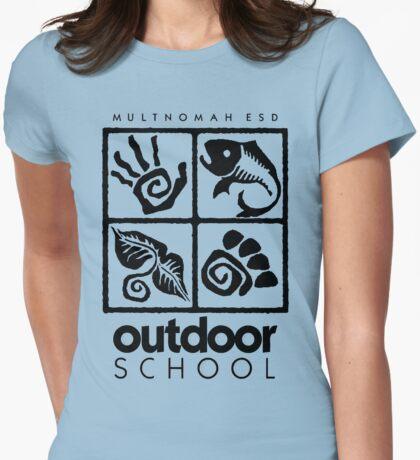 Outdoor School Logo (scb) T-Shirt