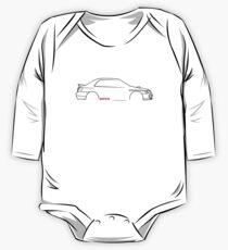 Subaru WRX Impreza Bugeye One Piece - Long Sleeve