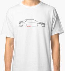 Subaru WRX Impreza Bugeye Classic T-Shirt