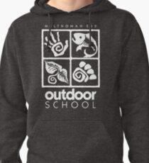 Outdoor School Logo (scw) Pullover Hoodie