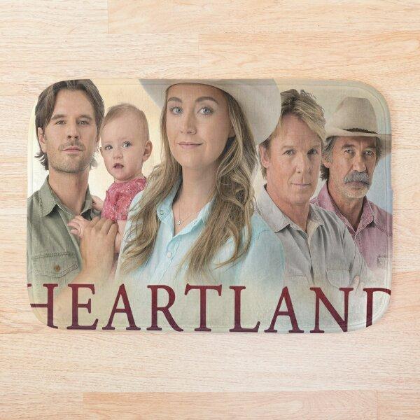 HEARTLAND ~SHOW Bath Mat