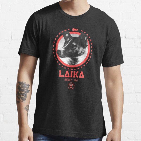 Laika - Sputnik Essential T-Shirt