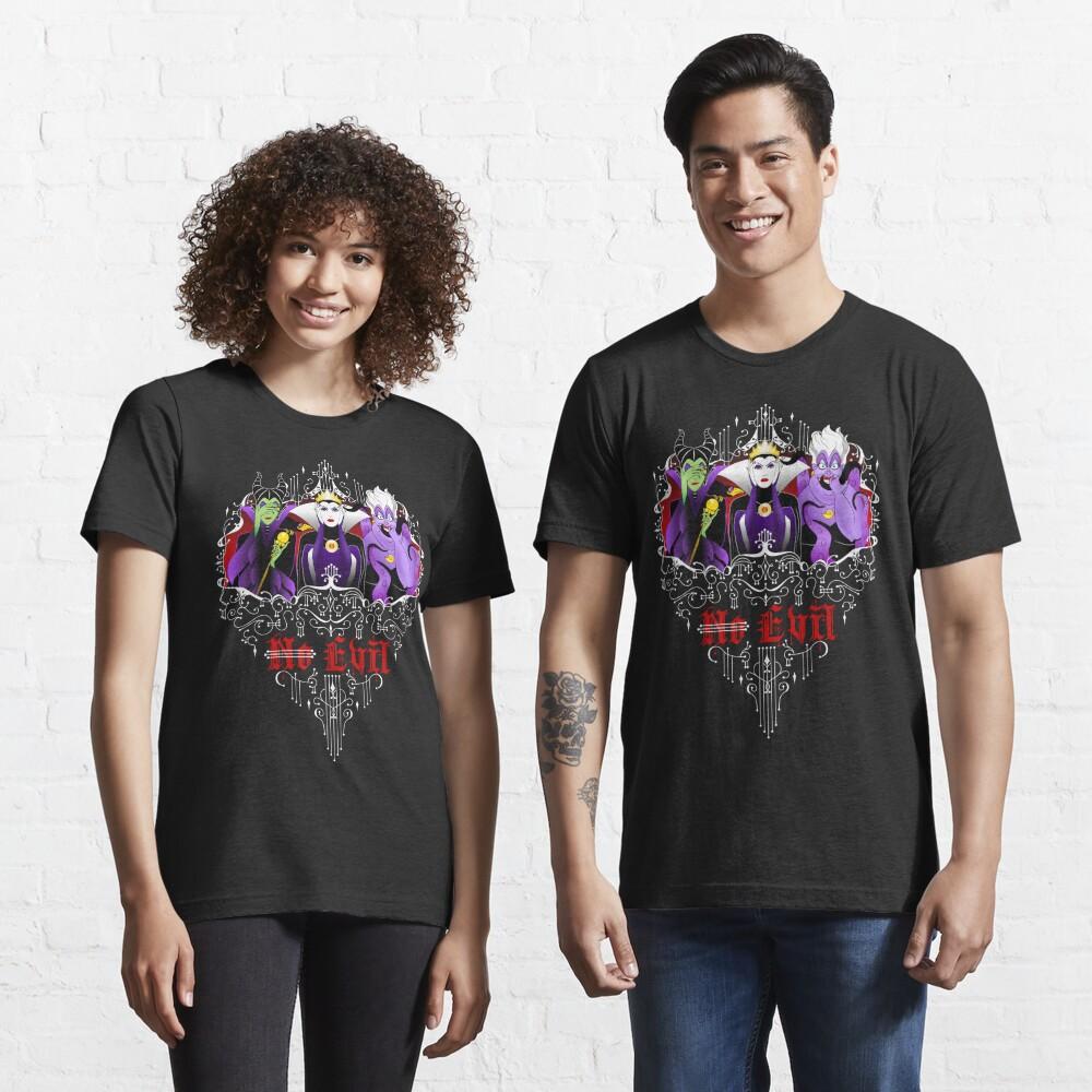 Three Wise Villains (Purple) Essential T-Shirt
