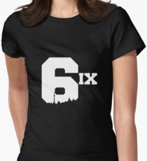 The 6ix Women's Fitted T-Shirt