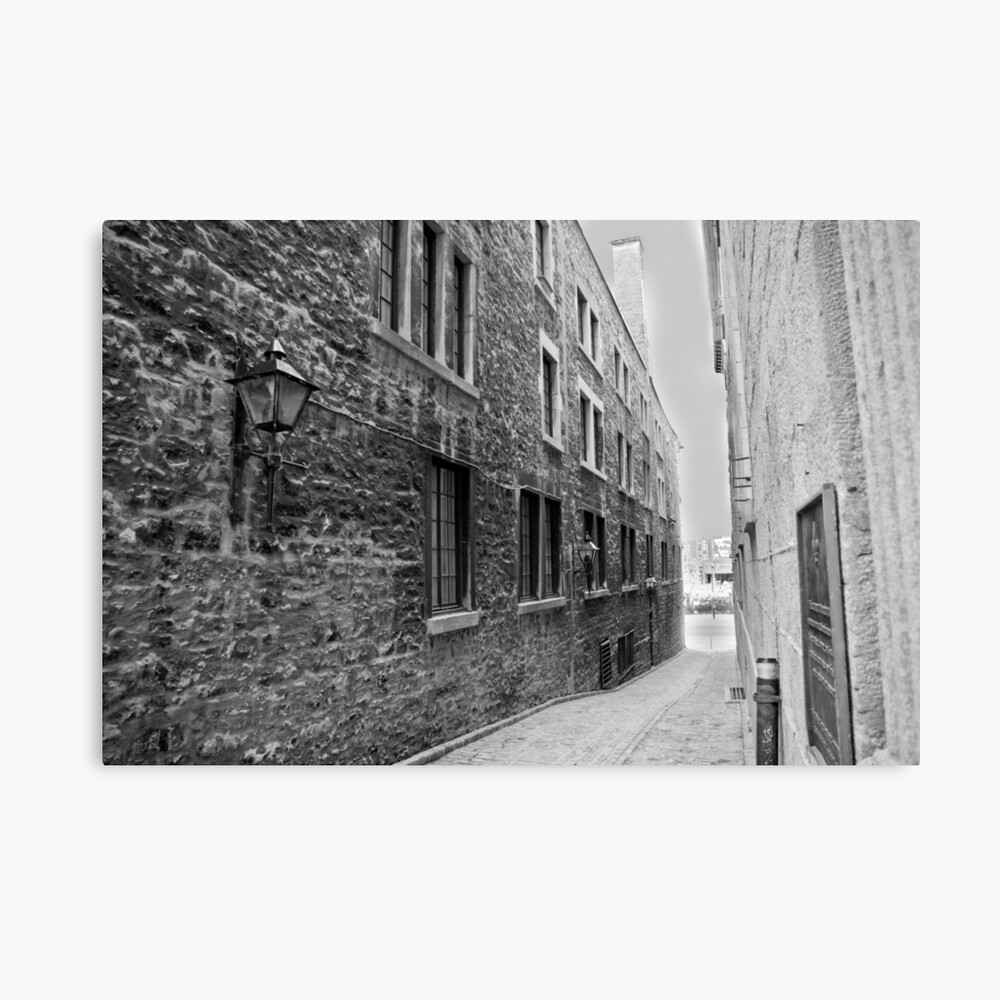 Old Montreal Canvas Print