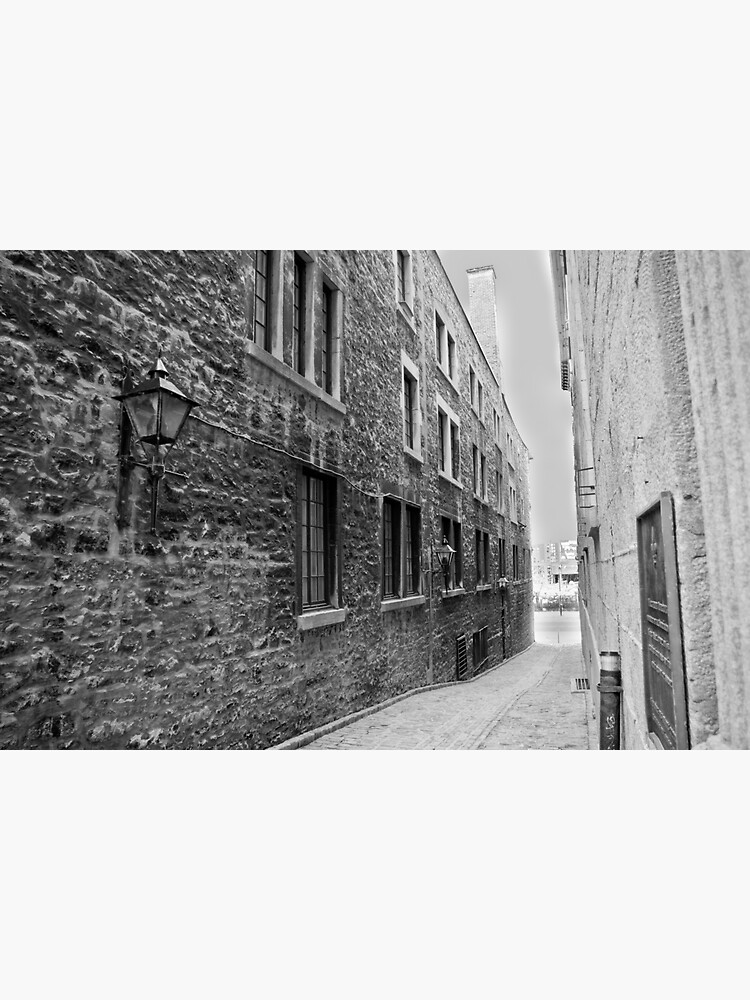 Old Montreal by daveriganelli