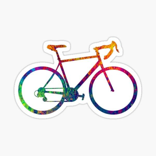 The Ride  Sticker