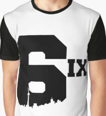 The 6ix Graphic T-Shirt