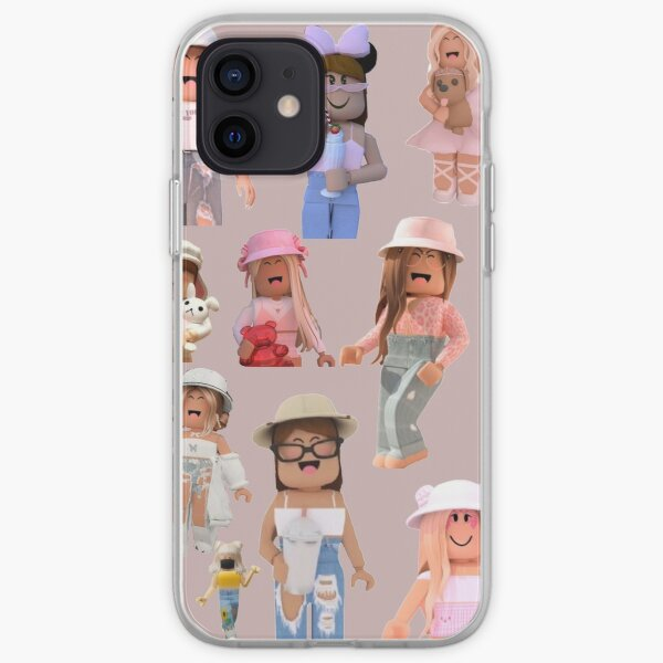 Doll iPhone Soft Case