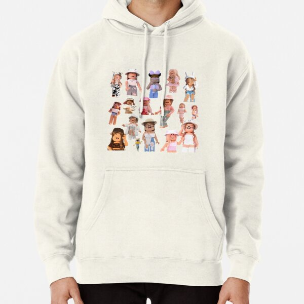 Doll Pullover Hoodie