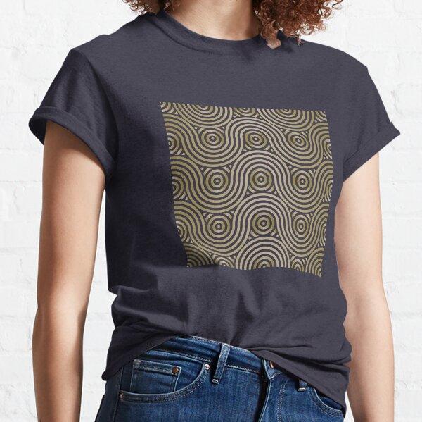 Interweave - Undulating Lines Classic T-Shirt