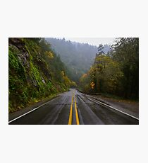 Humbug Mountain State Park, Curry County, Oregon Photographic Print