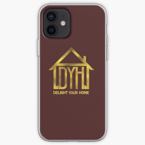 Delight your home  iPhone Soft Case