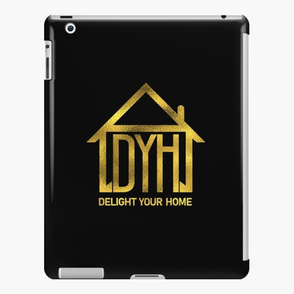 Delight your home  iPad Snap Case