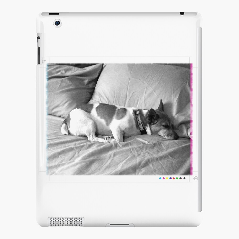 Jack in the bed iPad Case & Skin