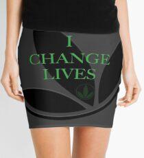 Herbalife I Change Lives Herbaswag Mini Skirt