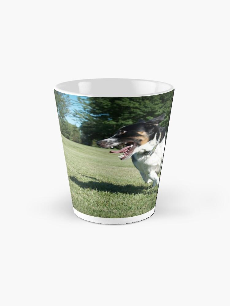 Alternate view of Playing chase Mug