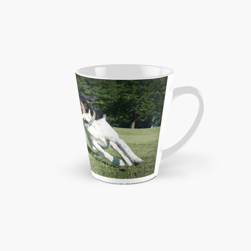 Playing chase Mug