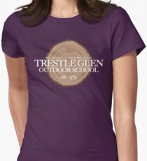 Trestle Glen Outdoor School (fcw) T-Shirt