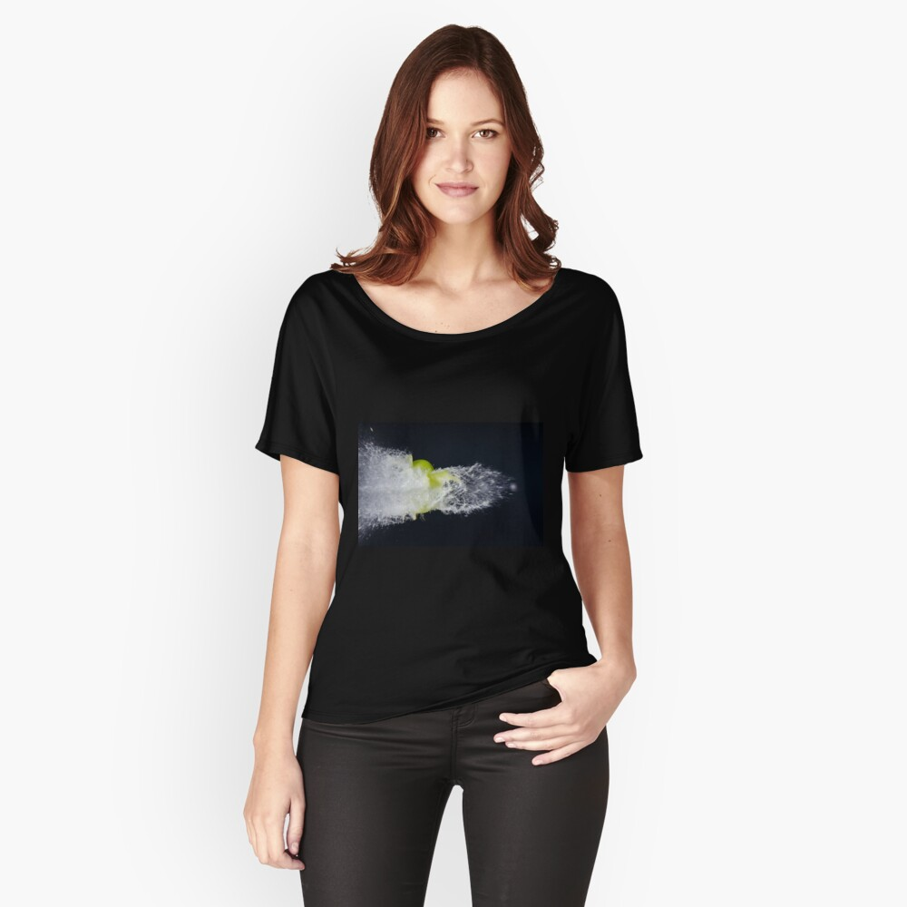 Exploding grape Relaxed Fit T-Shirt