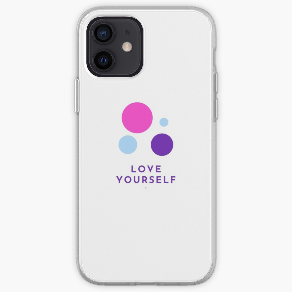 love yourself iPhone Case & Cover