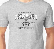 property of arkadia Unisex T-Shirt
