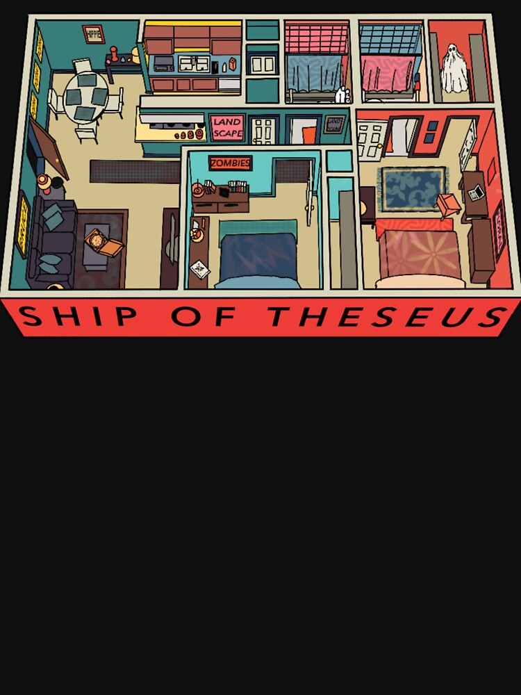 SHIP OF THESEUS: Dorothy's Apartment by ShinyRedNothing