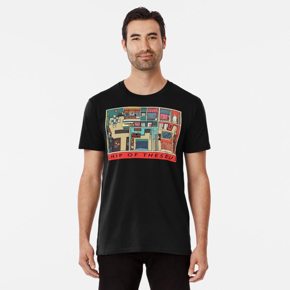 SHIP OF THESEUS: Dorothy's Apartment Premium T-Shirt