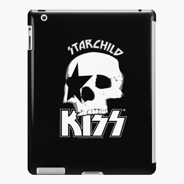 KISS Band Starchild Skull Design   iPad Snap Case