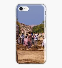 Archeological dig iPhone Case/Skin