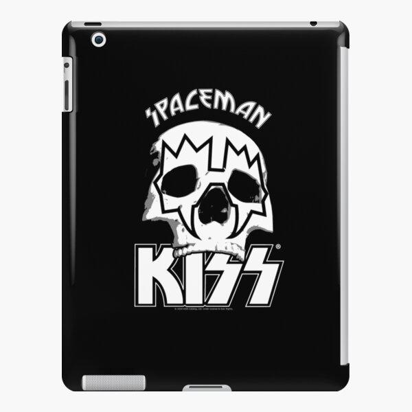 KISS Band Spaceman Skull Design   iPad Snap Case