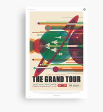 NASA Tourism - Grand Tour Canvas Print